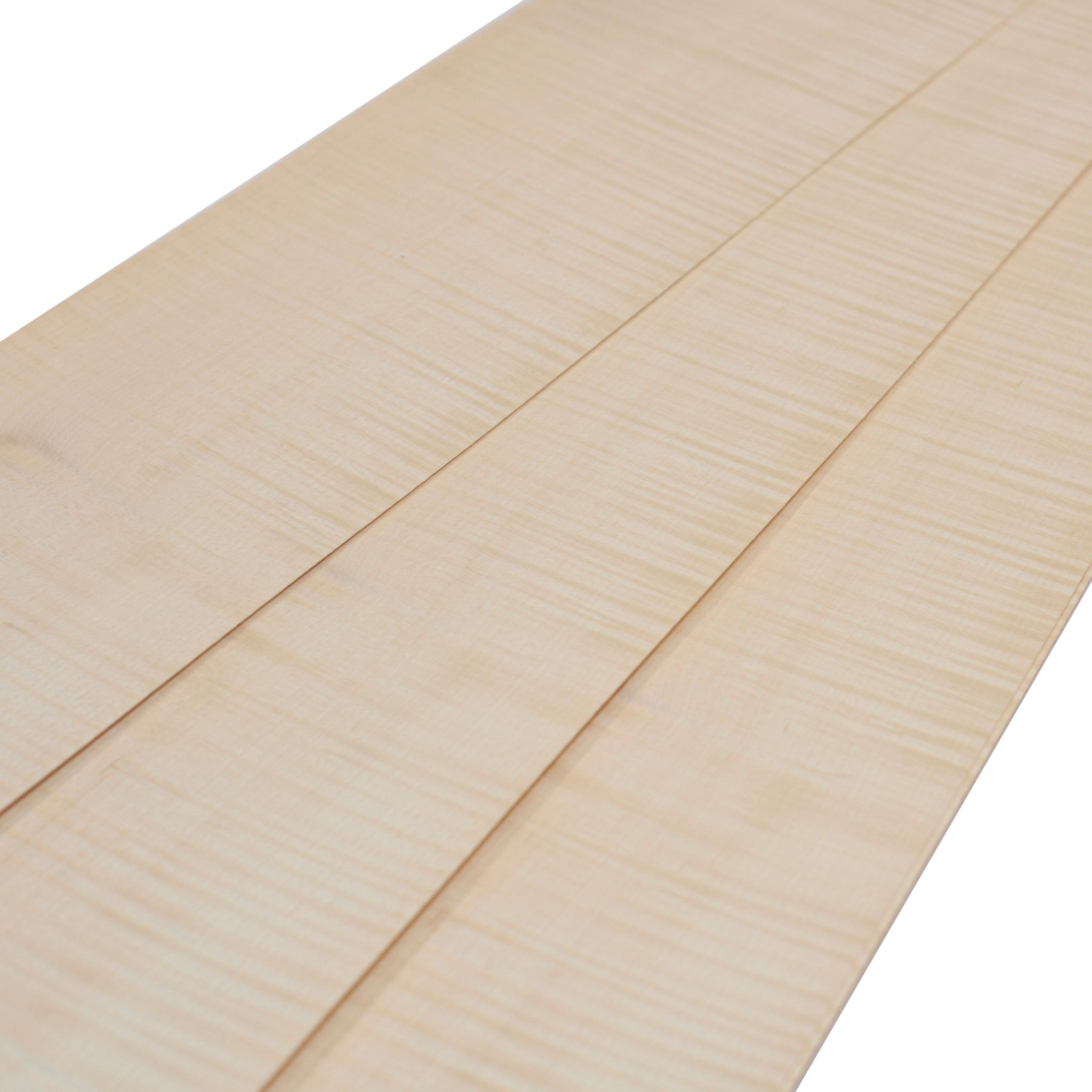 17 Cm Figured Sycamore Real Wood Veneer Sheet 8ft 2